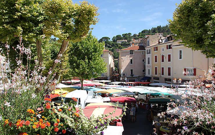Les plus beaux marchés du Vaucluse