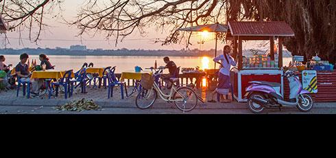 Laos du Sud : au pays du slow travel -