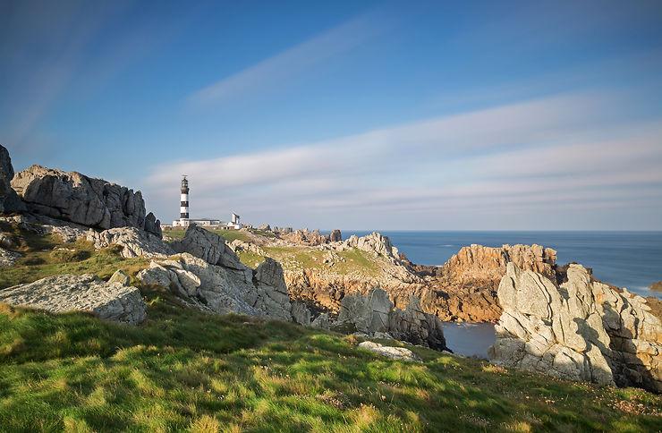 L'île d'Ouessant (Finistère)