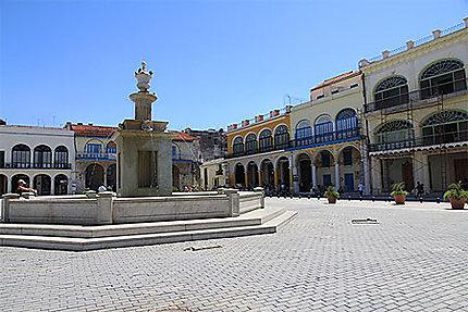 Place viejo-la havane