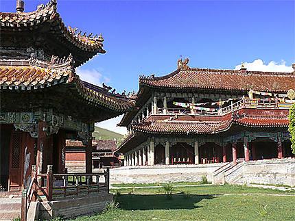 Monastère Amarbayasgalant