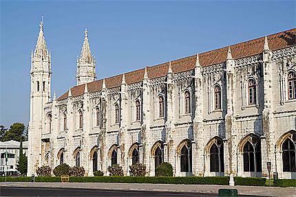Lisbonne - Belém - Monastère des Hiéronymites