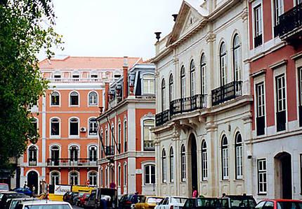 Lisbonne, centre ville