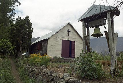 L'église d'Ilet à Malheur