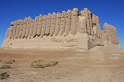 Merv - Kyz-Qala (VIIe siècle)