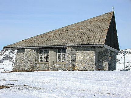 Une église miniature