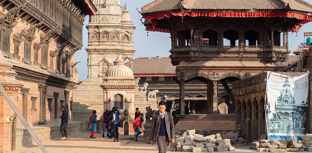 3 semaines au Népal en janvier