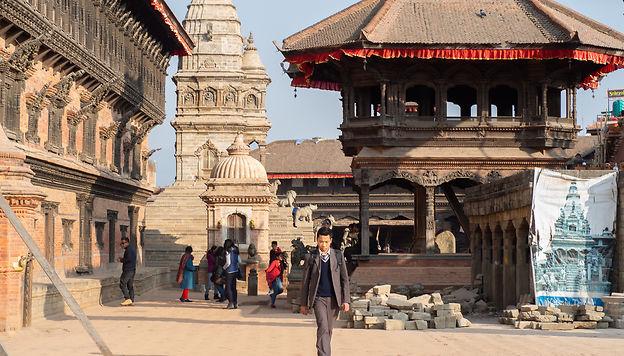 3 semaines au Népal en janvier Le crabi en voyage