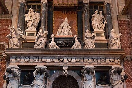 Monument au Doge Giovanni Pesaro