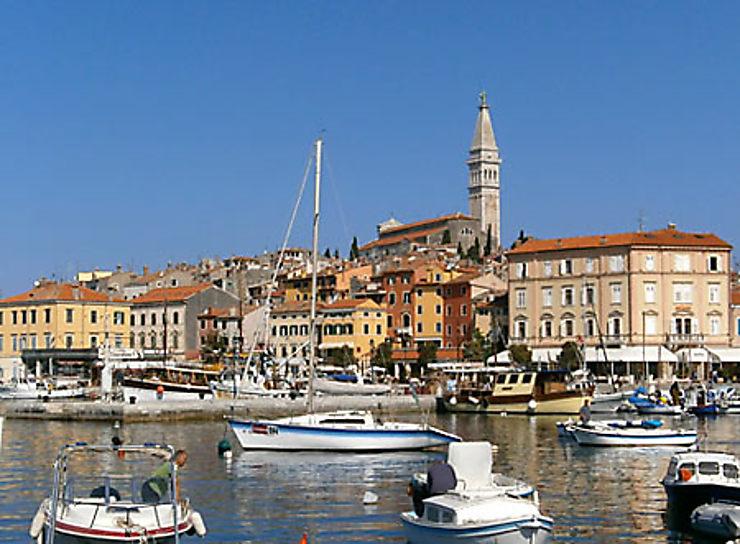Rovinj, bijou de l'Adriatique
