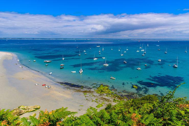 Brest et la Bretagne, côté îles