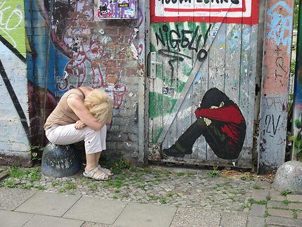 Rencontre street art
