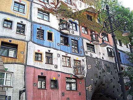 A la mode d'Hundertwasser