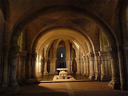 Crypte de l'Eglise Saint-Eutrope