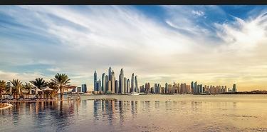 Vacances de rêve à Dubai jusqu