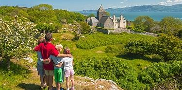 Vacances en Famille au Pays de Galles