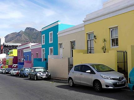 Maisons du Quartier Malais