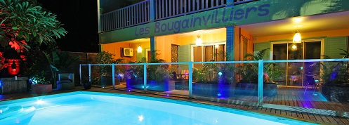 Photo hotel Hôtel Les Bougainvilliers