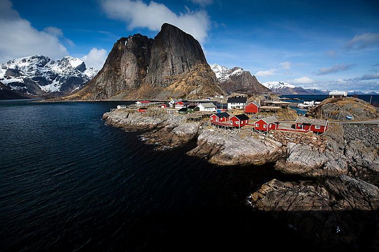 Hamnoy, Lofoten, Norvège