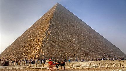 Pyramide du roi Khéops