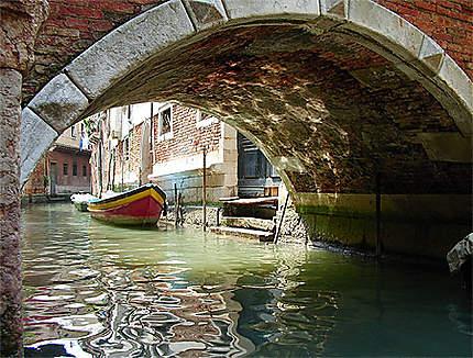 Reflet à Venise