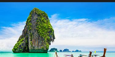 Voyage de rêve en Thaïlande jusqu
