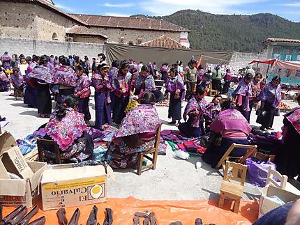 Jour de marché Mexicain