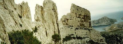 Rocher des Goudes