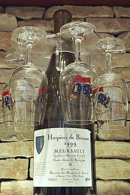 Les vins des hospices de Beaune
