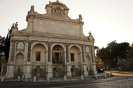 Mont Janicule - Rome