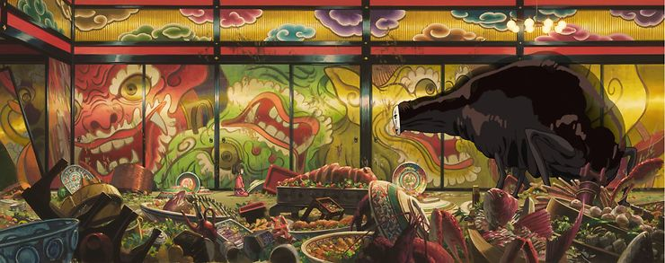 Creuse - L'univers de Hayao Miyazaki inspire la tapisserie d'Aubusson