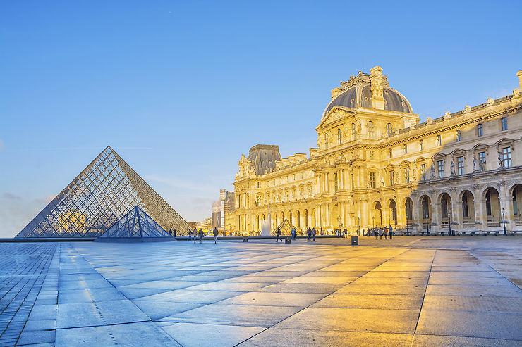 Internet - Collections Louvre : plus de 480 000 oeuvres d'art en ligne