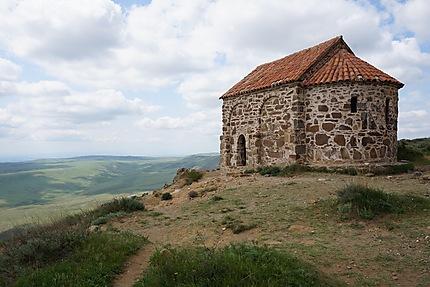 Randonnée autour du Monastère de David Garedja