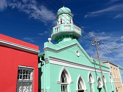Mosquée - Quartier Malais