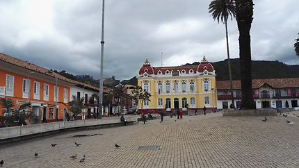 Centre de Zipaquirá