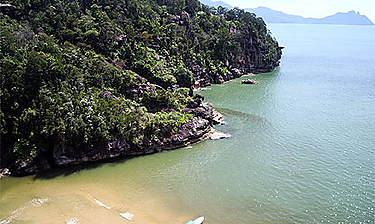 Île de Bornéo