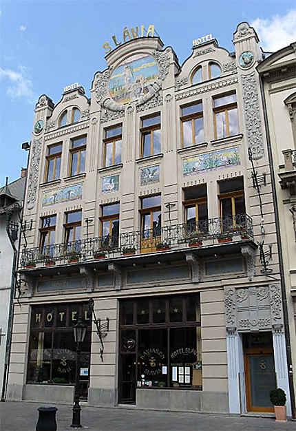 Hôtel Slavia