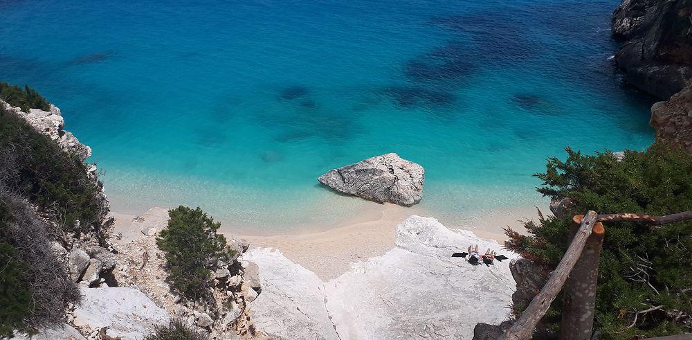 7 jours en Sardaigne: des Iles Maddalena à Cala Goloritzé