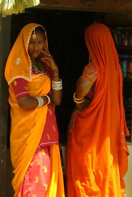 Beautés indiennes