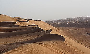 Wahiba Sands (région d'Ash Sharqiyah)