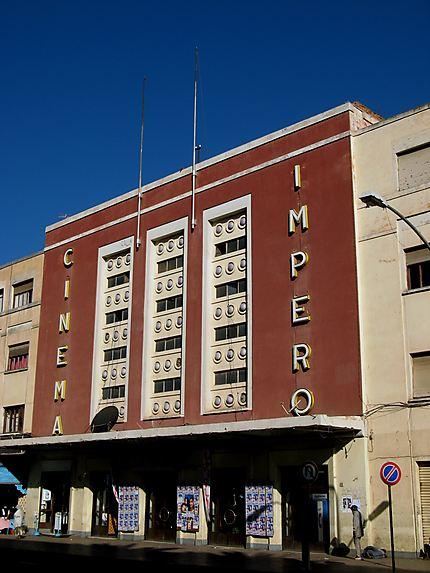 Asmara Cinéma Impero