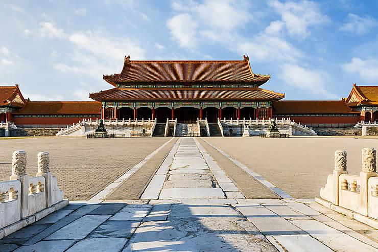 1er jour : de la place Tian'anmen aux hutongs, en passant par la Cité interdite