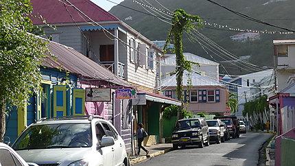 Rue de Road Town