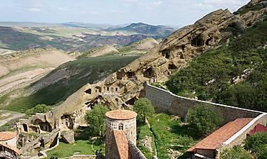 Monastère de David Gareja