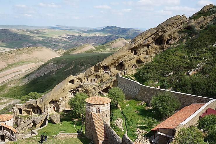 Monastère de David Garedja, Géorgie