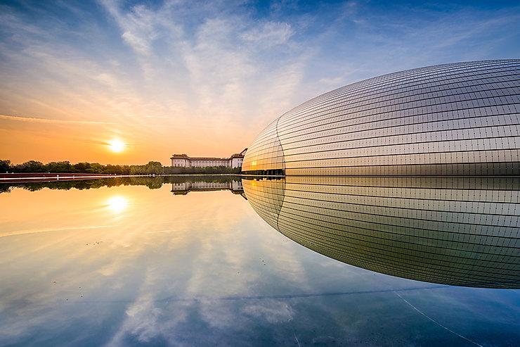 2e jour : Le Musée national de la Chine, le Temple du Ciel, le marché aux puces