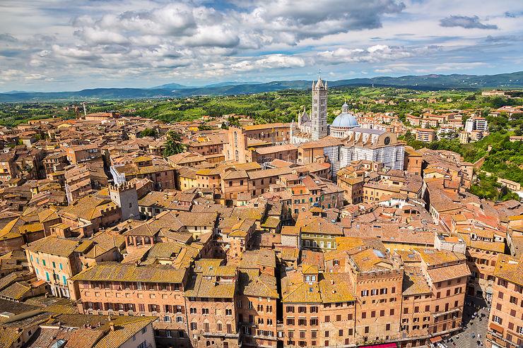 Sienne, l'autre perle de la Toscane