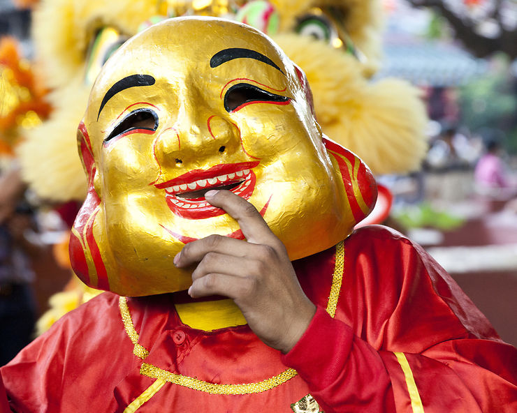 La fête du Têt, le nouvel an vietnamien