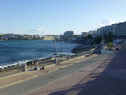 Grands hôtels à Qawra, Malte