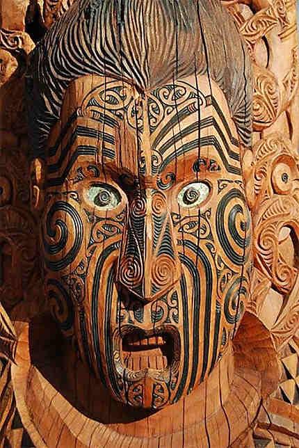 Sourire de Nouvelle Zélande